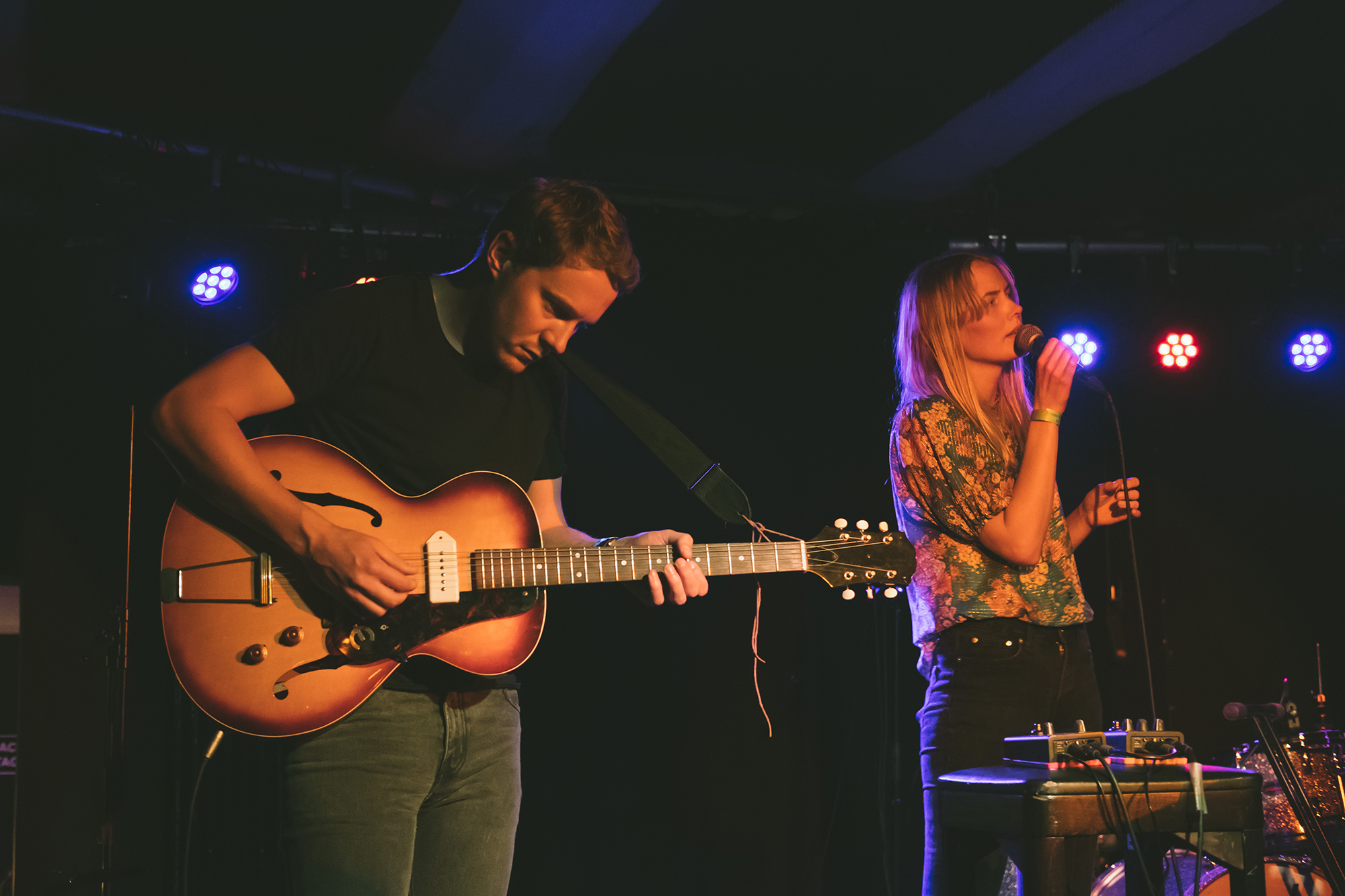Gallery: Ja Ja Ja Berlin with The Holy, Tuvaband + Wangel