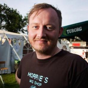 Nordic Playlist # 13 – Stefan Gejsing from Roskilde Festival