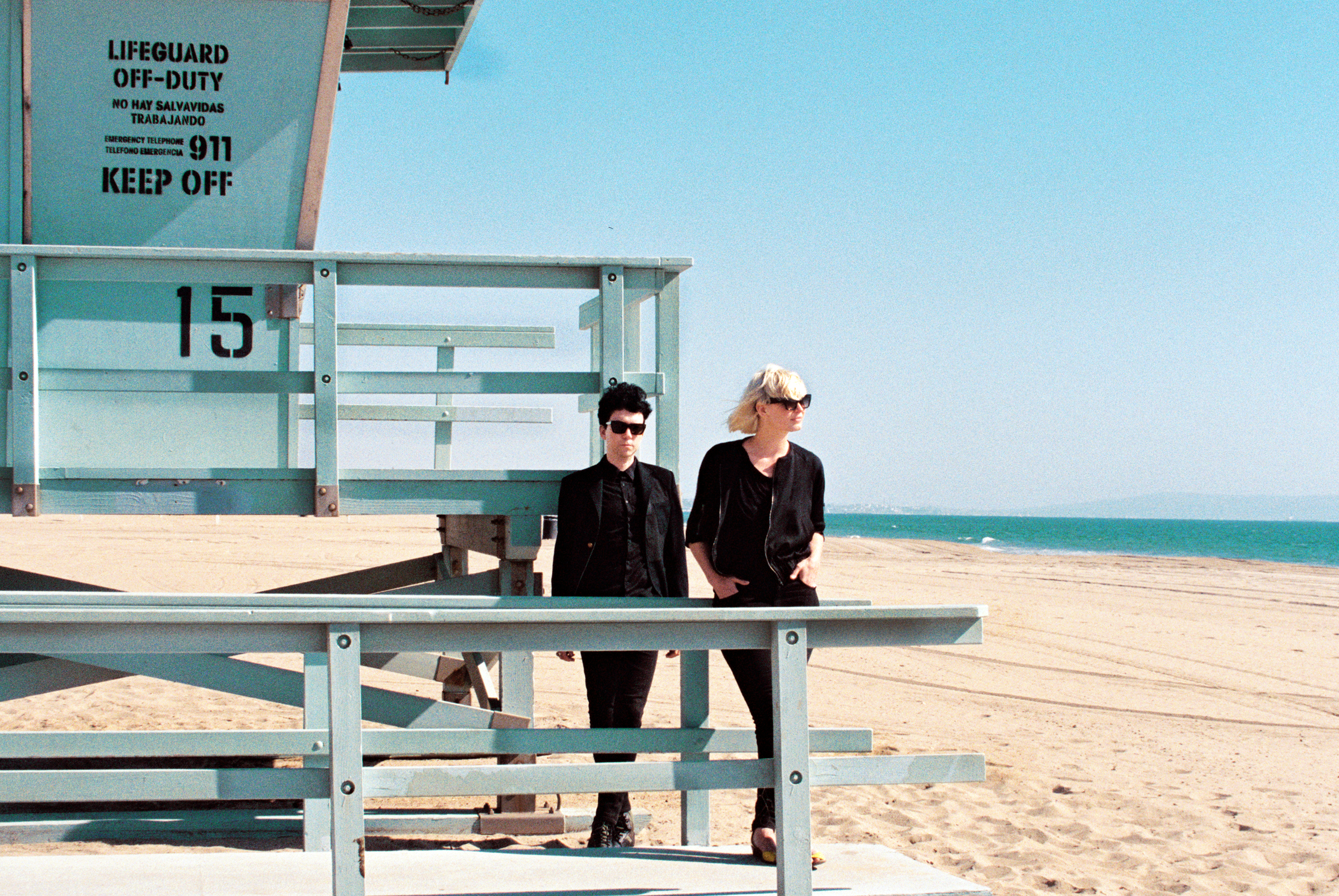 The Raveonettes unveil the latest 'Rave Sound of the Month'!