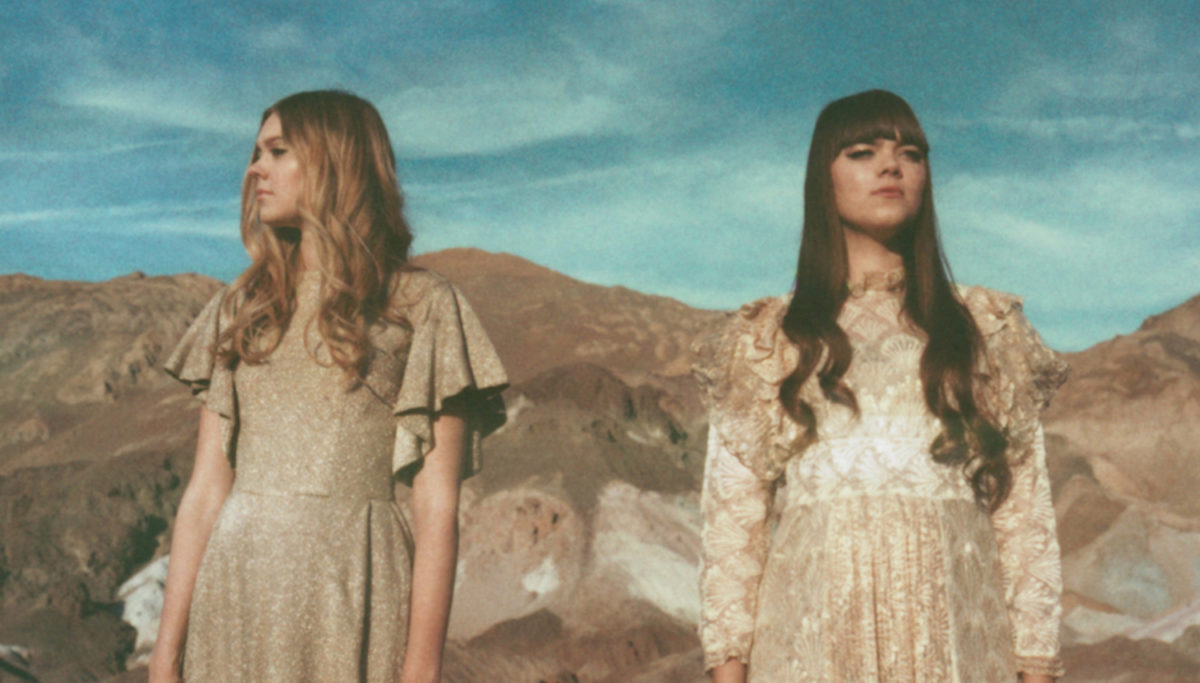 First Aid Kit lend their voices to Van William's new track 'Revolution'!