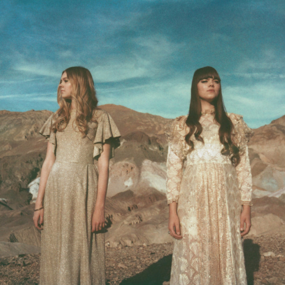 Interview – First Aid Kit at Roskilde Festival 2015