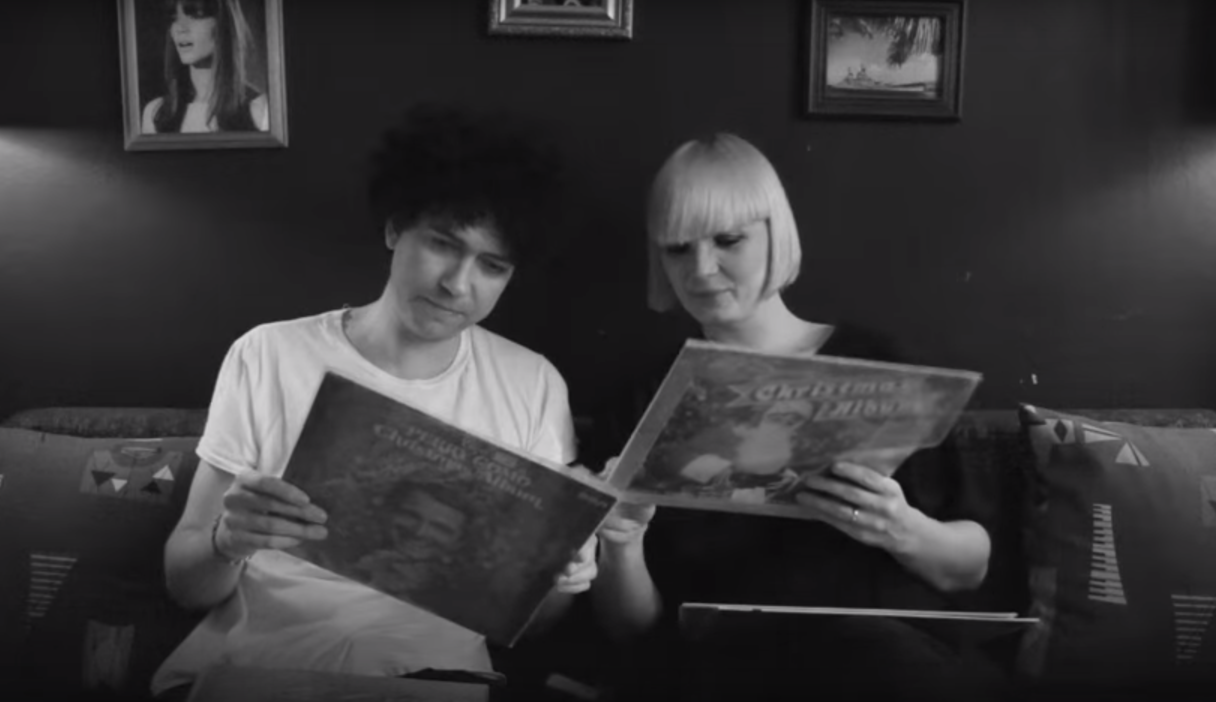 How to Write a Killer Christmas Tune with The Raveonettes