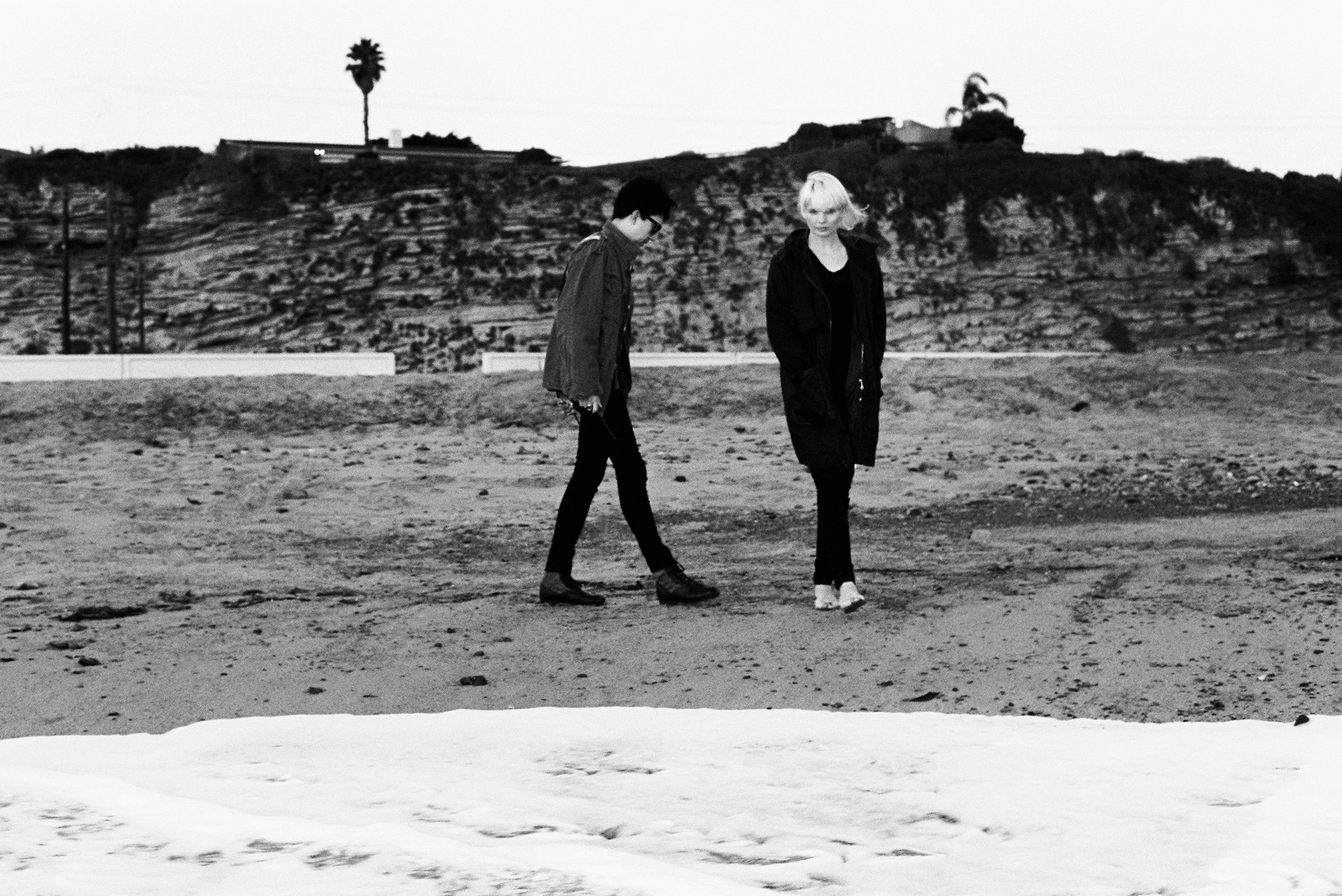 The Raveonettes reveal new song, 'This World is Empty (Without You)'
