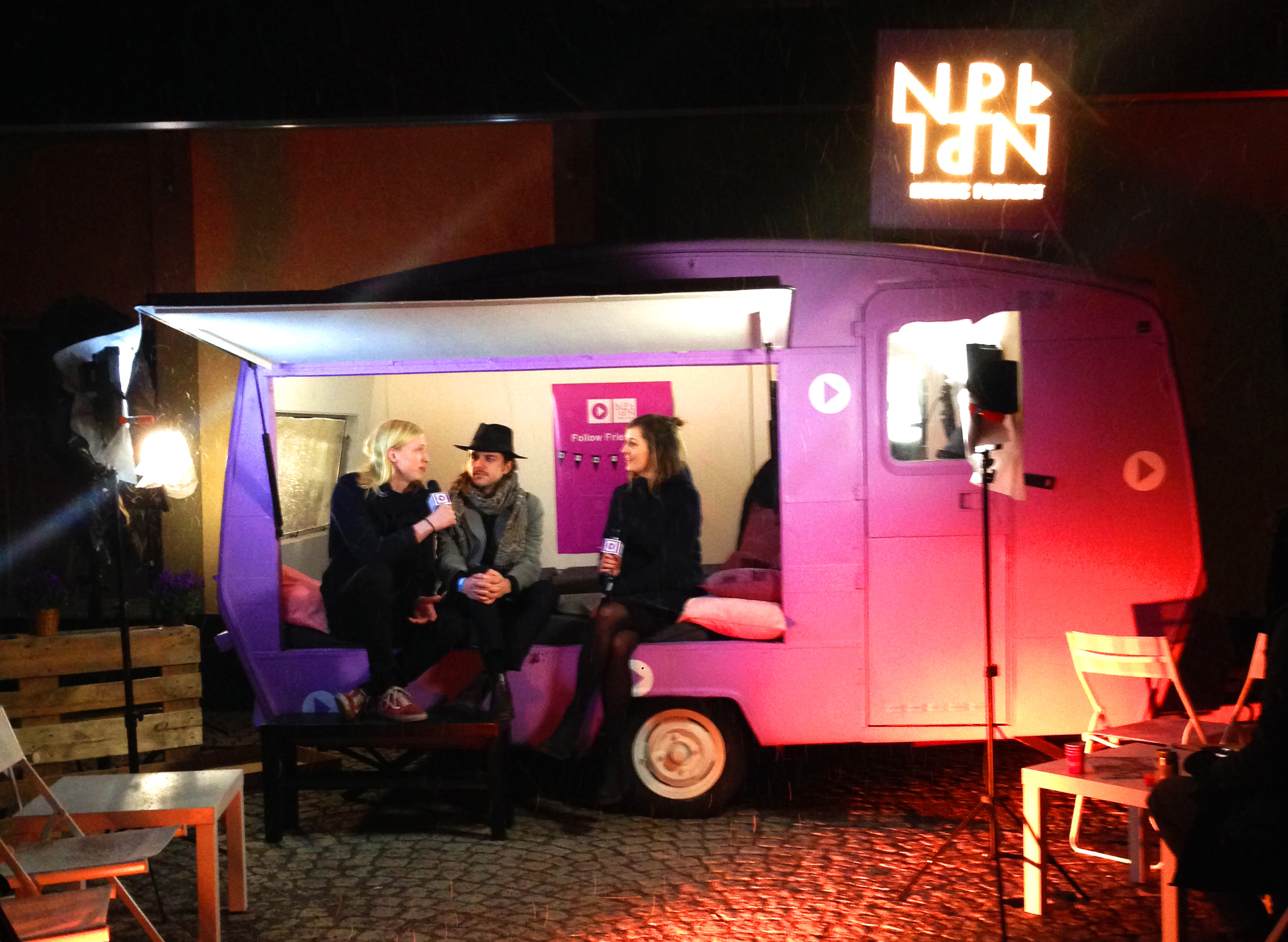 Next Stop for the Nordic Playlist Caravan? by:Larm Festival 2016 in Oslo!