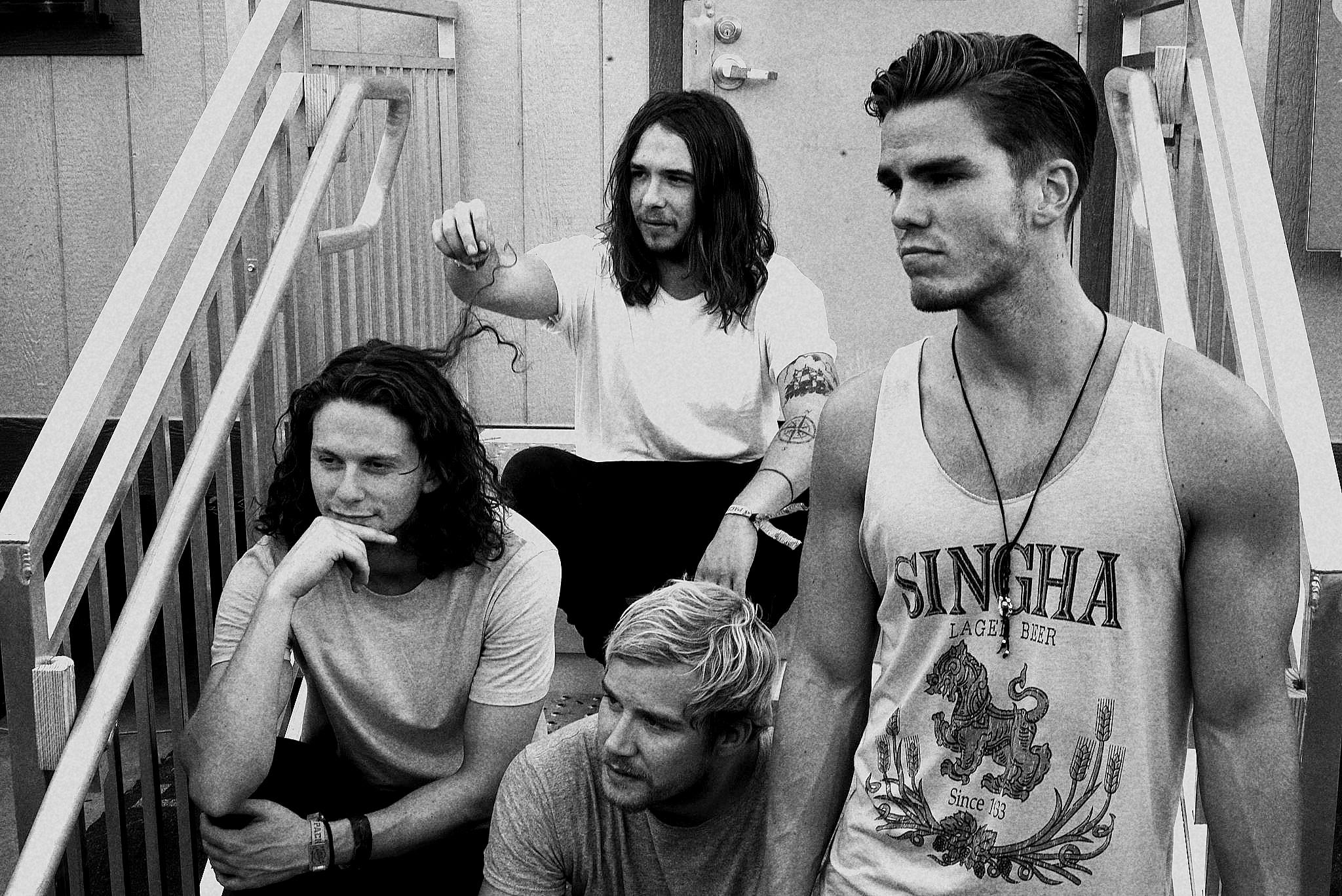 Icelanders Kaleo Rock Out On Soundtrack of New HBO Show, Vinyl!