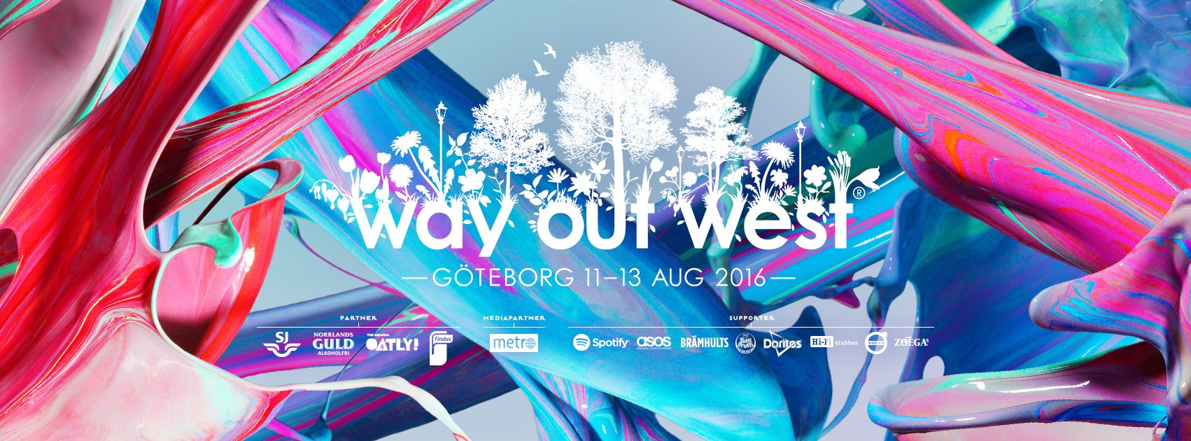 The Way Out West 2016 Line Up Is Hotting Up…
