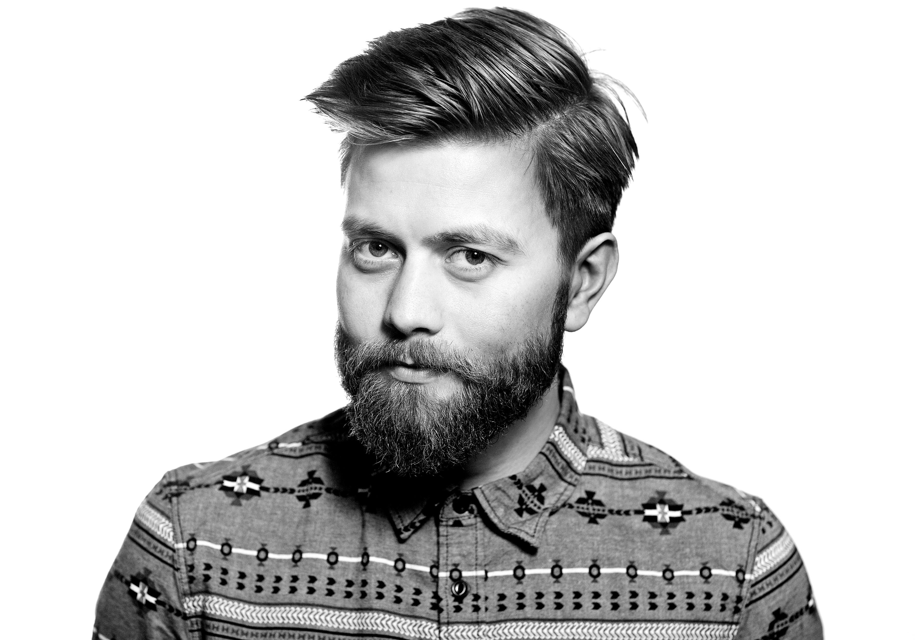 Casper Bach Hegstrup prepares for the Nordic Playlist Radio Bar!