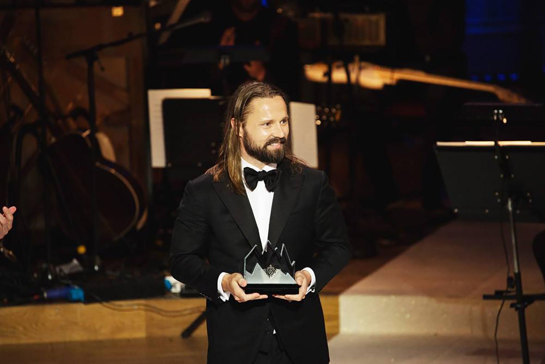 Max Martin takes home the prestigious Polar Music Prize!