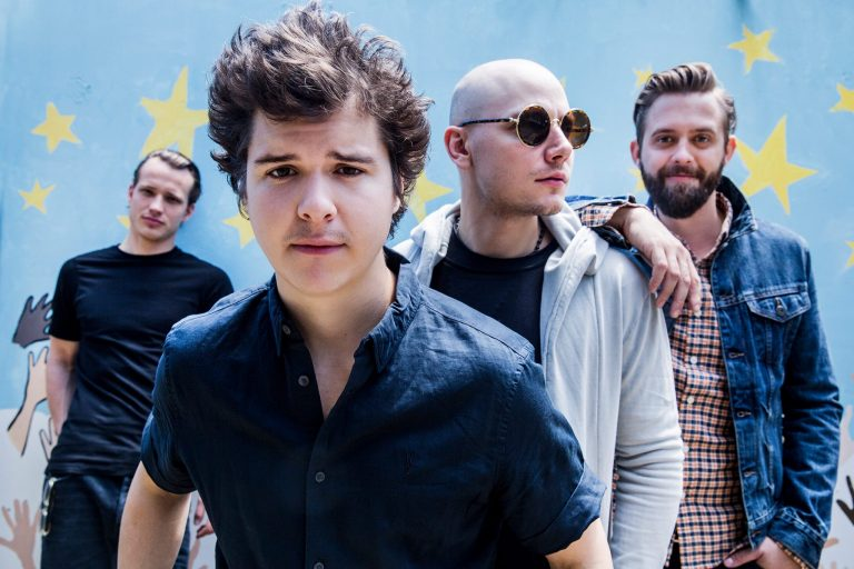 Lukas Graham prepare to take on the US with a huge stadium tour!