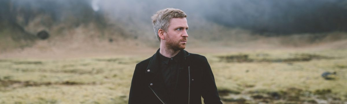 Ólafur Arnalds reveals launch details of the Island Songs film!