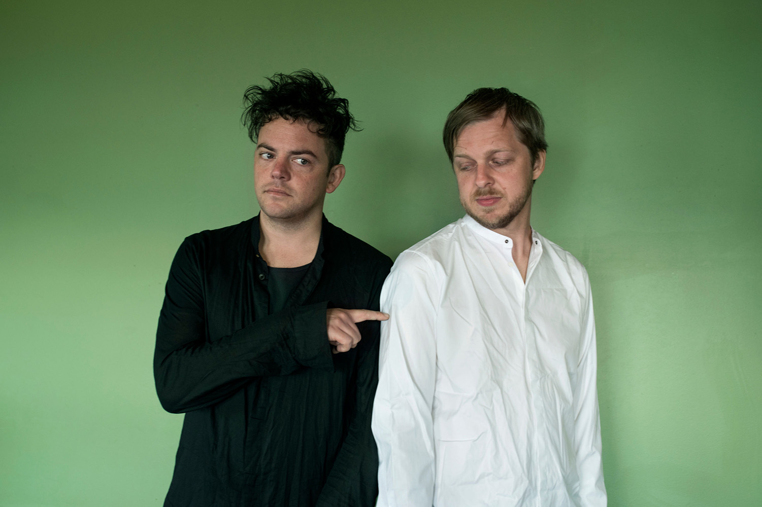 Teitur + Nico Muhly's opus 'Confessions' is heading to SPOT Festival!