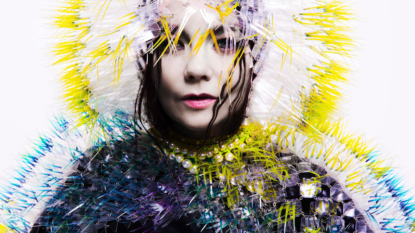 Björk set to perform an exclusive show at Iceland Airwaves 2016!