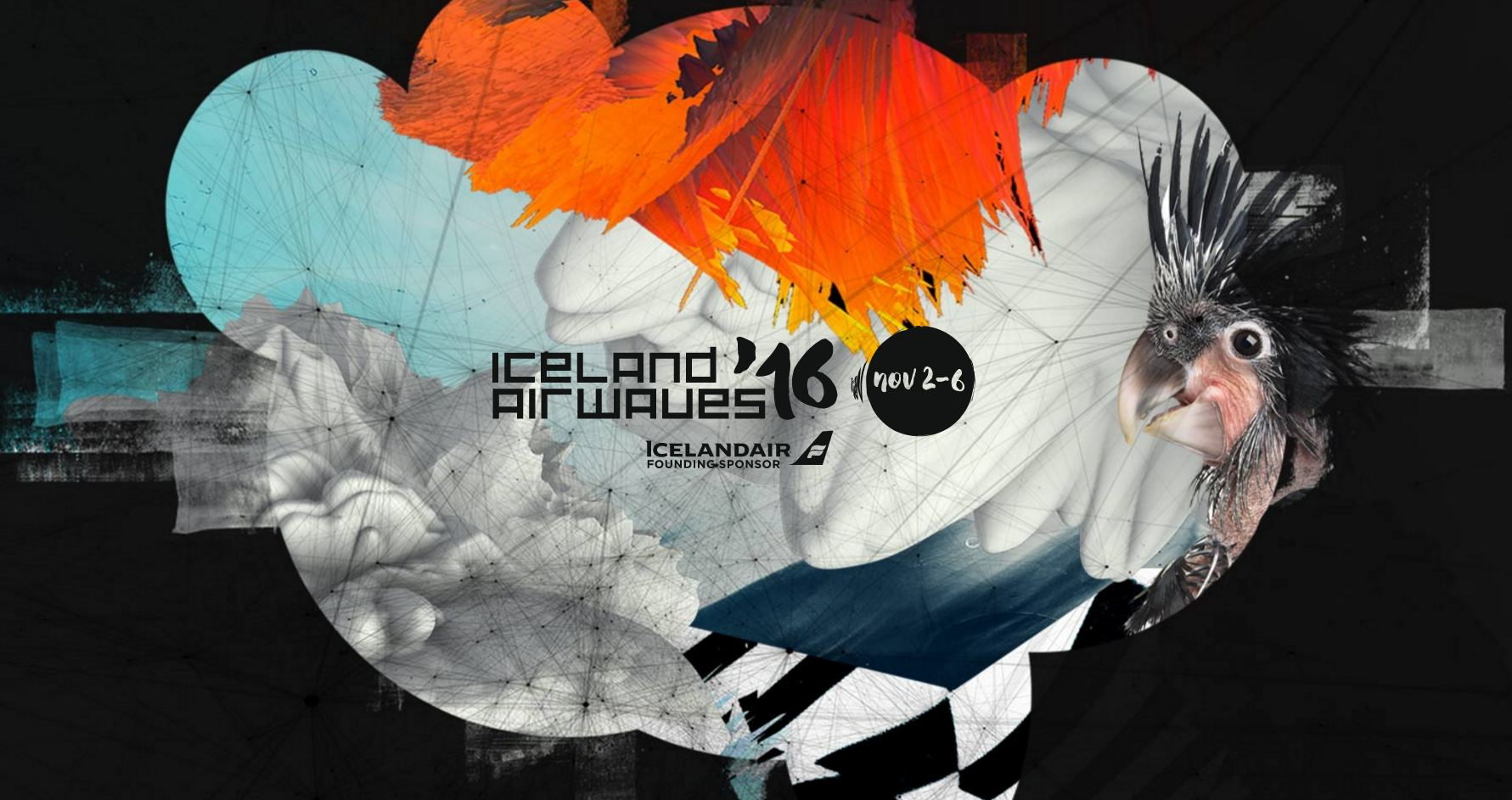 Iceland Airwaves reveals its final line-up for 2016!