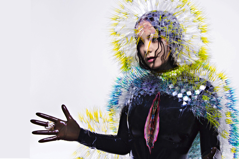 Björk Heads to London in Spectacular Digital Style…