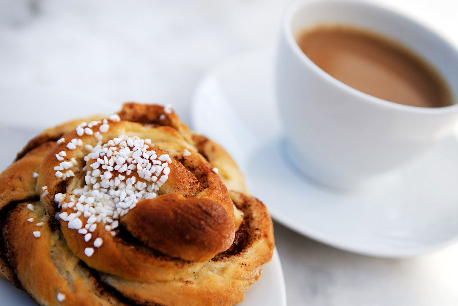 Celebrate 'Cinnamon Bun Day' with our updated Fika Playlist!
