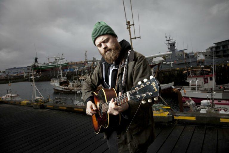 Enjoy Mugison performing live in session at Iceland Airwaves!