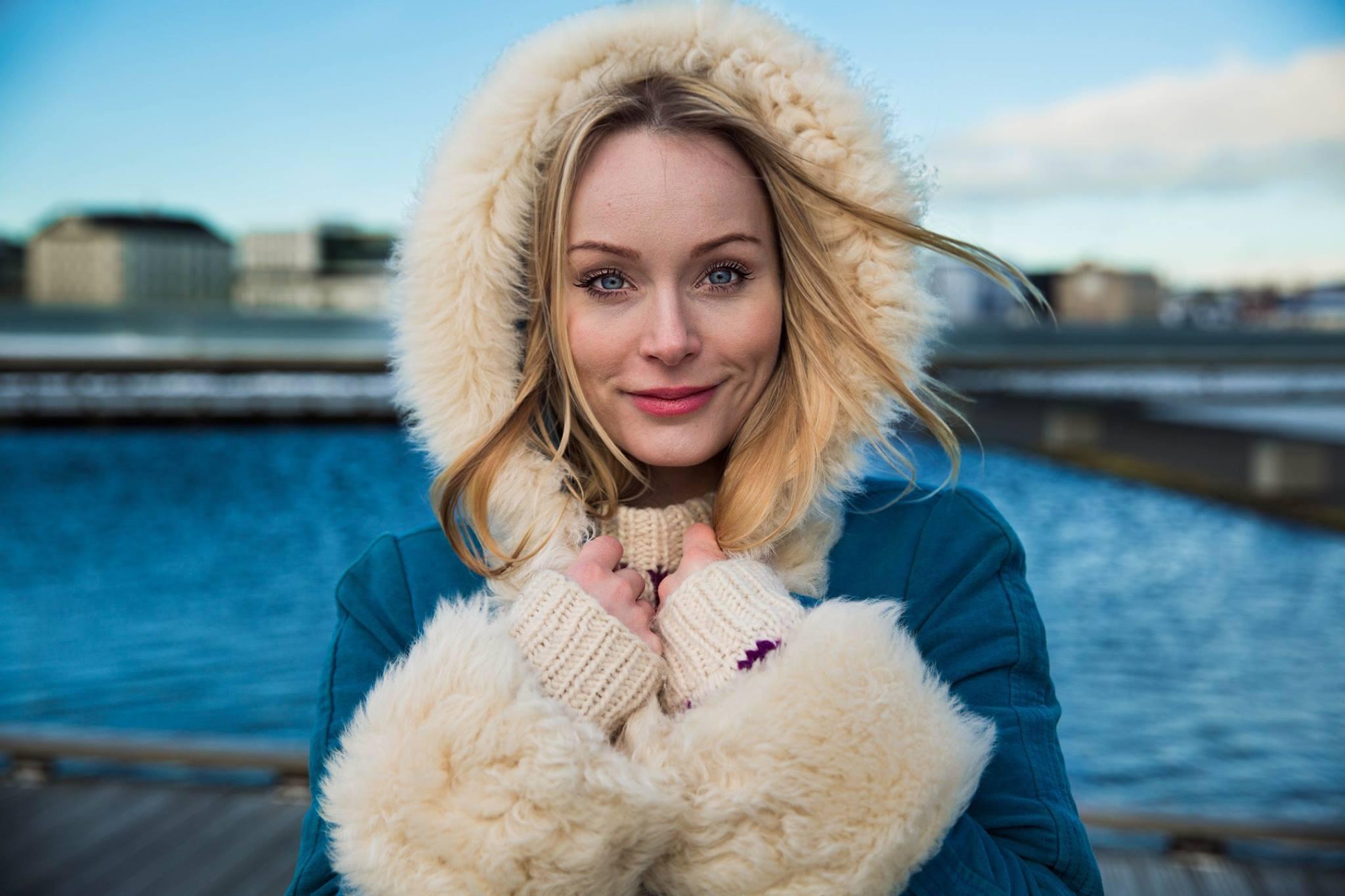 Þórunn Antonía vlogs for the Nordic Playlist at Iceland Airwaves!