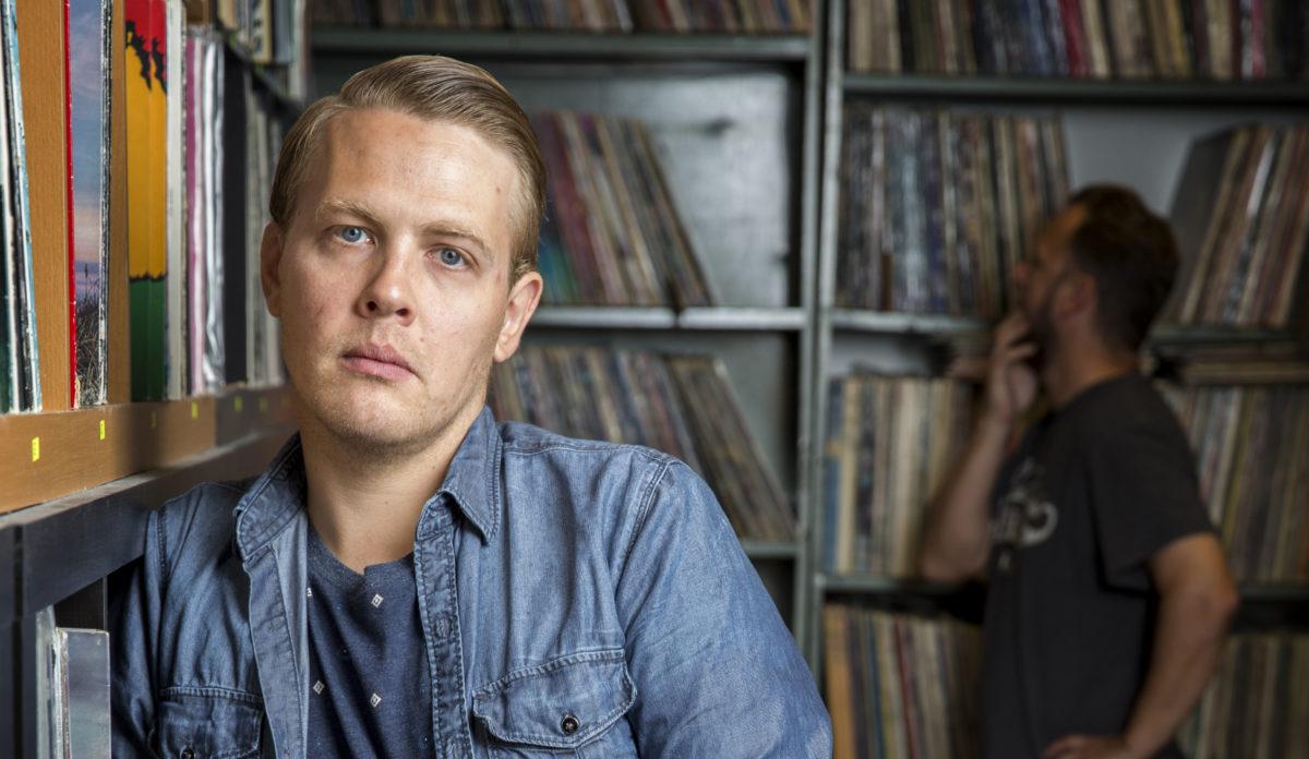 Mattí Már Magnússon's gets ready for his Nordic Playlist Radio Bar show!