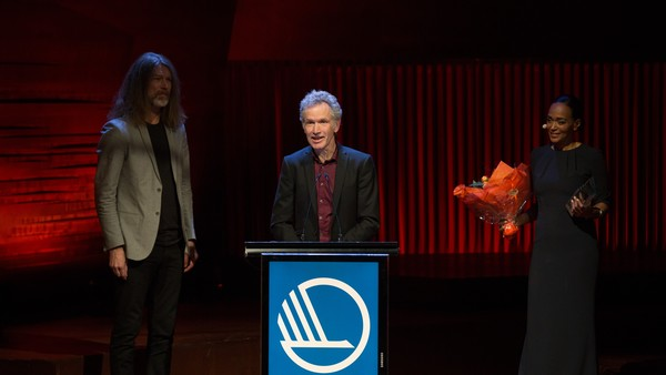Hans Abrahamsen receives the Nordic Council Music Prize 2016!