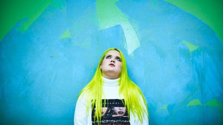ALMA shares Lenno remix of 'Dye My Hair'!