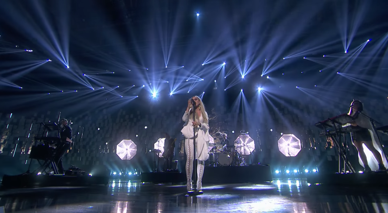 Highasakite and Icona Pop perform at the Nobel Peace Prize Concert!