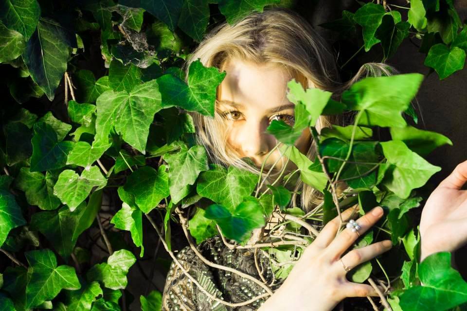 Denmark's Emmelie de Forest is back in the Eurovision – in the UK!