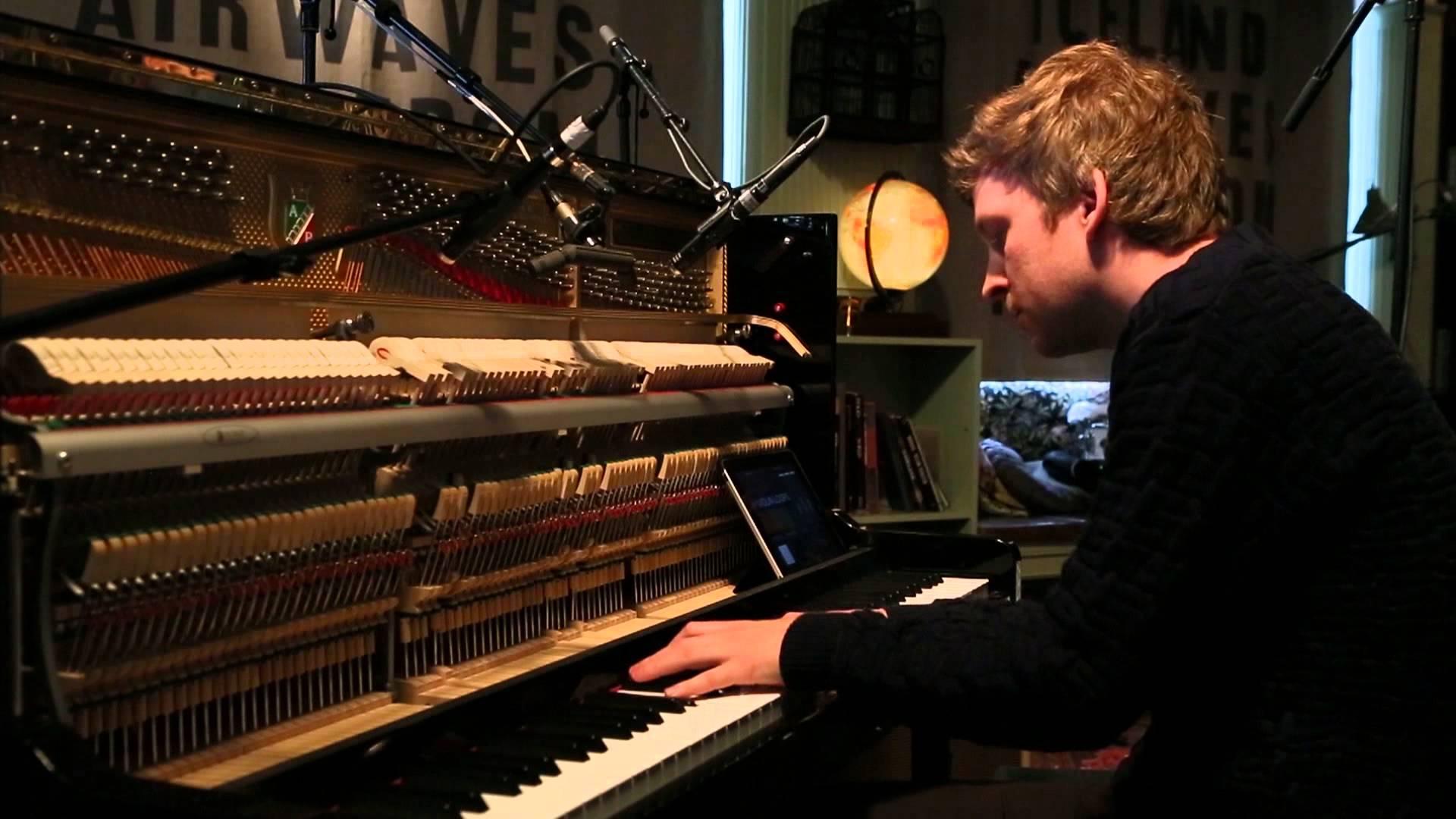 Happy Piano Day, from Ólafur Arnalds!